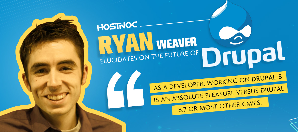 Ryan Weaver Talks about PHP, Drupal and WordPress Development